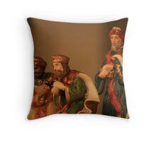 The Three Kings... Throw Pillow