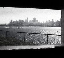 An Inmate's View - Alcatraz by Alex Preiss