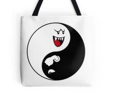 Boo/Bullet Bill Yin Yang Tote Bag