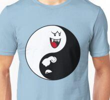 Boo/Bullet Bill Yin Yang Unisex T-Shirt
