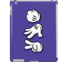 Roshambo Hands iPad Case/Skin