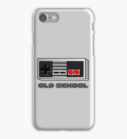 NES - Nintendo Entertainment System  iPhone Case/Skin