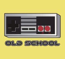 NES - Nintendo Entertainment System  One Piece - Short Sleeve