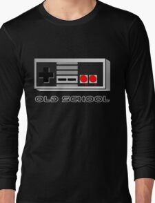 NES - Nintendo Entertainment System  Long Sleeve T-Shirt