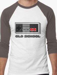NES - Nintendo Entertainment System  Men's Baseball ¾ T-Shirt