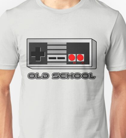 NES - Nintendo Entertainment System  Unisex T-Shirt