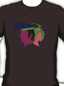 Arc V Ship Silhouette- Yuya/Gongenzaka T-Shirt