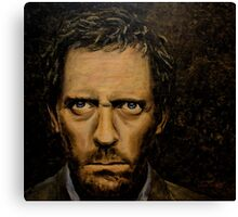 Hugh Canvas Print