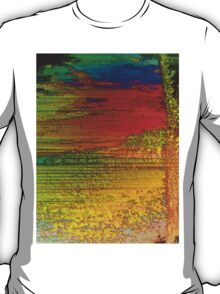 Red Autumn-Available In Art Prints-Mugs,Cases,Duvets,T Shirts,Stickers,etc T-Shirt