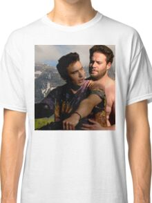 James Franco & Seth Rogen Classic T-Shirt