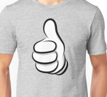 Thumbs Up Hand Unisex T-Shirt