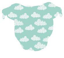 Cloud Pittie by Savannah Terrell