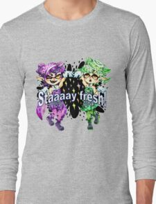 Callie and Marie Long Sleeve T-Shirt