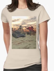 Bravo Company - Bristol's Bastards tee Womens Fitted T-Shirt