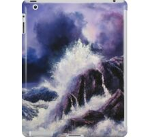 WILDE SEA iPad Case/Skin