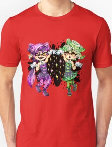 Callie and Marie No Text T-Shirt