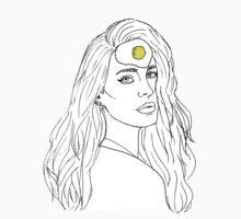 Egg Series: Lana Del Rey by AngelSkin