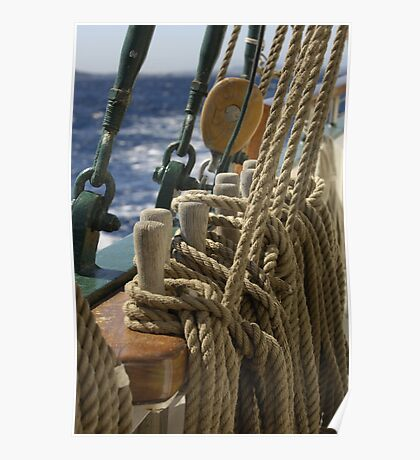 "Sailing: Schoner ""Sir Robert"" 2 - www.sir-robert.com Poster"