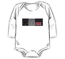 NES - Nintendo Entertainment System 2nd Design One Piece - Long Sleeve