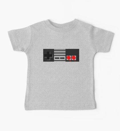 NES - Nintendo Entertainment System 2nd Design Baby Tee