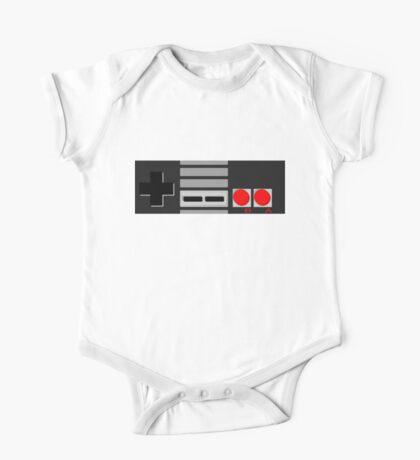 NES - Nintendo Entertainment System 2nd Design One Piece - Short Sleeve