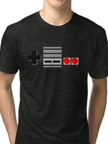 NES - Nintendo Entertainment System 2nd Design Tri-blend T-Shirt