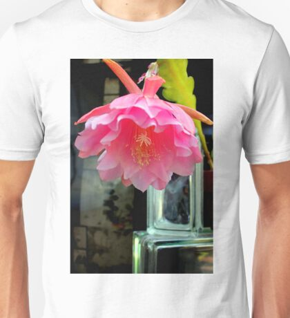 Pink Tutu In A Flying Leap Unisex T-Shirt