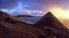 Little Oberon Sunset 2 by Travis Easton