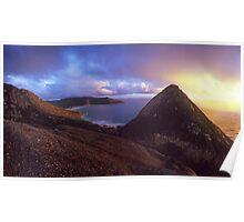 Little Oberon Sunset 2 Poster