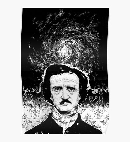 A Portrait of Poe—Into the Maelstrom Poster