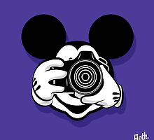 Mouse Camera Head by FlothWest