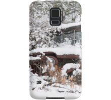 My Dad's Jeep 2 Samsung Galaxy Case/Skin