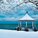 Gazebo along Lake Ontario by (Tallow) Dave  Van de Laar