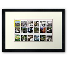Want to do a Screen Capture? - Snipping Tool in Vista & Windows 7 Framed Print