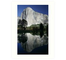 El Capitan, Yosemite  Art Print