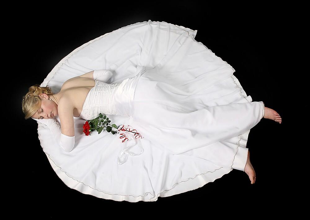 Sleeping Angel by Cindy McDonald