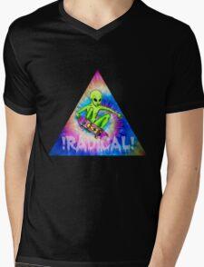 !Radical!  Mens V-Neck T-Shirt