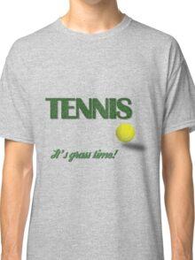 Tennis - Grass Classic T-Shirt
