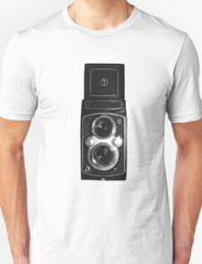 Twin lens reflex T-Shirt