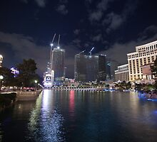 Vegas Nights by Shane Harris