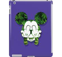 Mouse Kush Head iPad Case/Skin