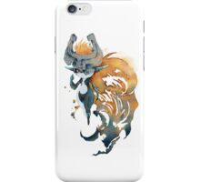 Midna Watercolor Design iPhone Case/Skin