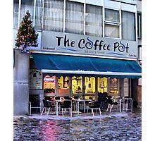 The Coffee Pot Photographic Print