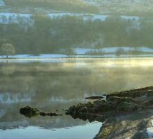 Cold Coniston by VoluntaryRanger
