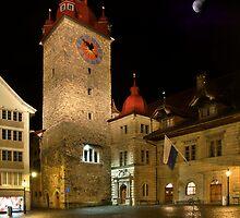 Luzern by Mario Curcio