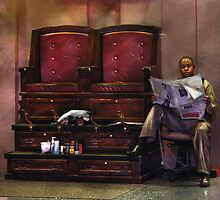 Other - Lee's Shoe Shine Stand by Mike  Savad