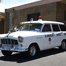 Holden FE Ambulance by Robert Jenner