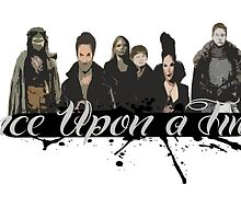 Once upon a time Fan Art by kurticide