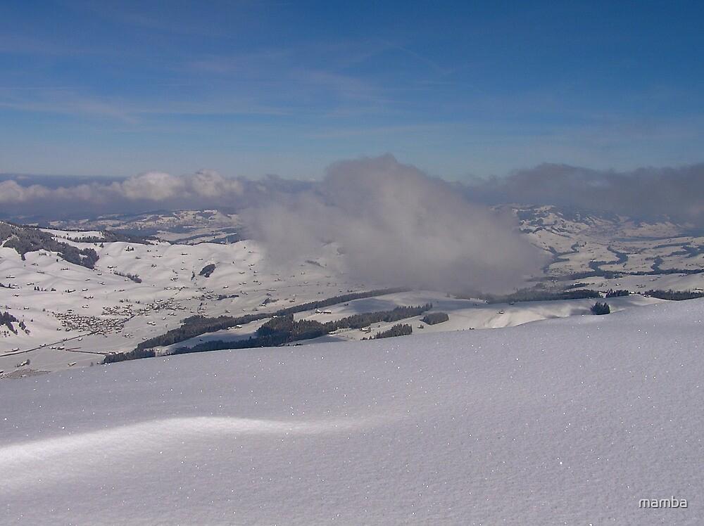 above cloud 9 by mamba