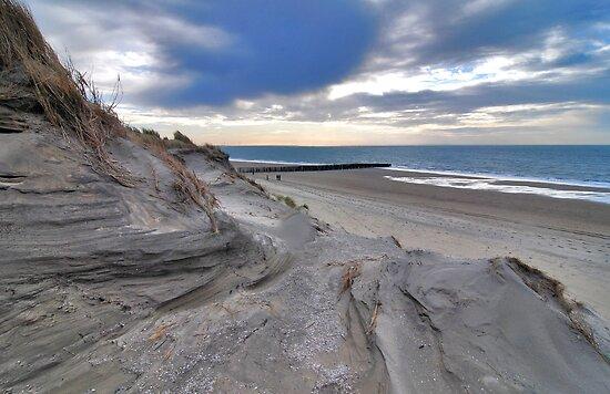 Dune and beach 5 by Adri  Padmos